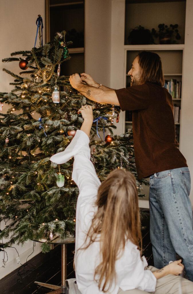 kerst, kerstmis, kersthuis, styling, interieur, binnenkijker,